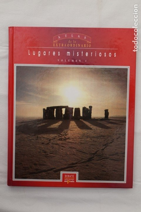 Libros antiguos: ENCICLOPEDIA 30 TOMOS, NUEVA -ATLAS DE LO EXTRAORDINARIO- EDICIONES DEL PRADO,MAS 13 VIDEOS COMPLETA - Foto 17 - 178287745