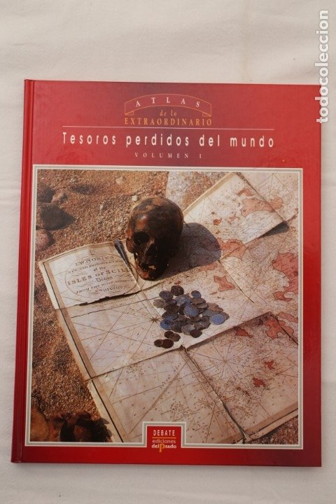 Libros antiguos: ENCICLOPEDIA 30 TOMOS, NUEVA -ATLAS DE LO EXTRAORDINARIO- EDICIONES DEL PRADO,MAS 13 VIDEOS COMPLETA - Foto 19 - 178287745
