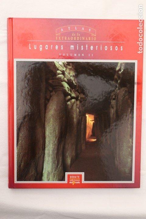 Libros antiguos: ENCICLOPEDIA 30 TOMOS, NUEVA -ATLAS DE LO EXTRAORDINARIO- EDICIONES DEL PRADO,MAS 13 VIDEOS COMPLETA - Foto 20 - 178287745