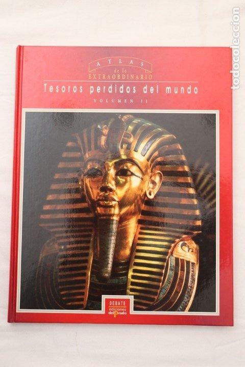 Libros antiguos: ENCICLOPEDIA 30 TOMOS, NUEVA -ATLAS DE LO EXTRAORDINARIO- EDICIONES DEL PRADO,MAS 13 VIDEOS COMPLETA - Foto 22 - 178287745