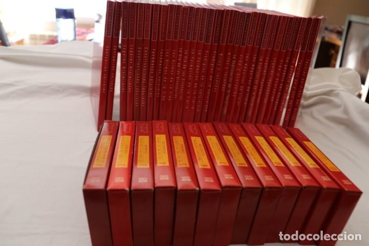 Libros antiguos: ENCICLOPEDIA 30 TOMOS, NUEVA -ATLAS DE LO EXTRAORDINARIO- EDICIONES DEL PRADO,MAS 13 VIDEOS COMPLETA - Foto 26 - 178287745