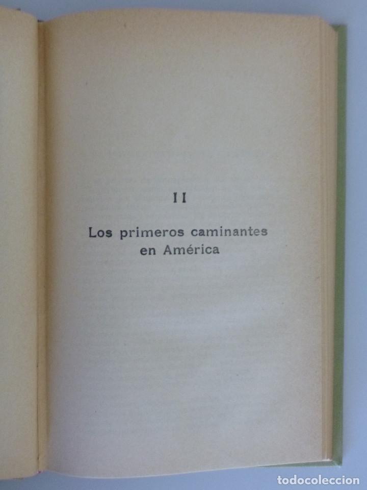 Libros antiguos: CHARLES F. LUMMIS // LOS EXPLORADORES ESPAÑOLES DEL SIGLO XVI // ED. ARALUCE // 1926 - Foto 3 - 178336457