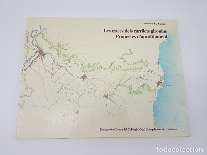 LABORATORI D'URBANISME CARRILETS GIRONIS ( 1982 ) (Libros Antiguos, Raros y Curiosos - Historia - Otros)