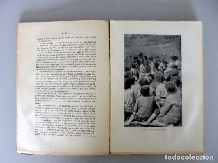 Libros antiguos: PATRONATO DE MISIONES PEDAGÓGICAS // 1931-1933 // AGUIRRE IMPRESOR 1934 - Foto 6 - 178362906