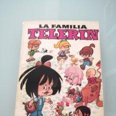 Libros antiguos: LA FAMILIA TELERIN. UN DÍA EN LA GRANJA. HORAS ALEGRES. PRIMERA EDICIÓN, 1966. Lote 178561168