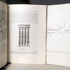 Libros antiguos: ESTUDIOS GEOGRÁFICOS DEDICADO A MADRID. 1961. PLANOS PLEGADOS. (C ALCALÁ, TOLEDO, LEGANÉS. Lote 178631993