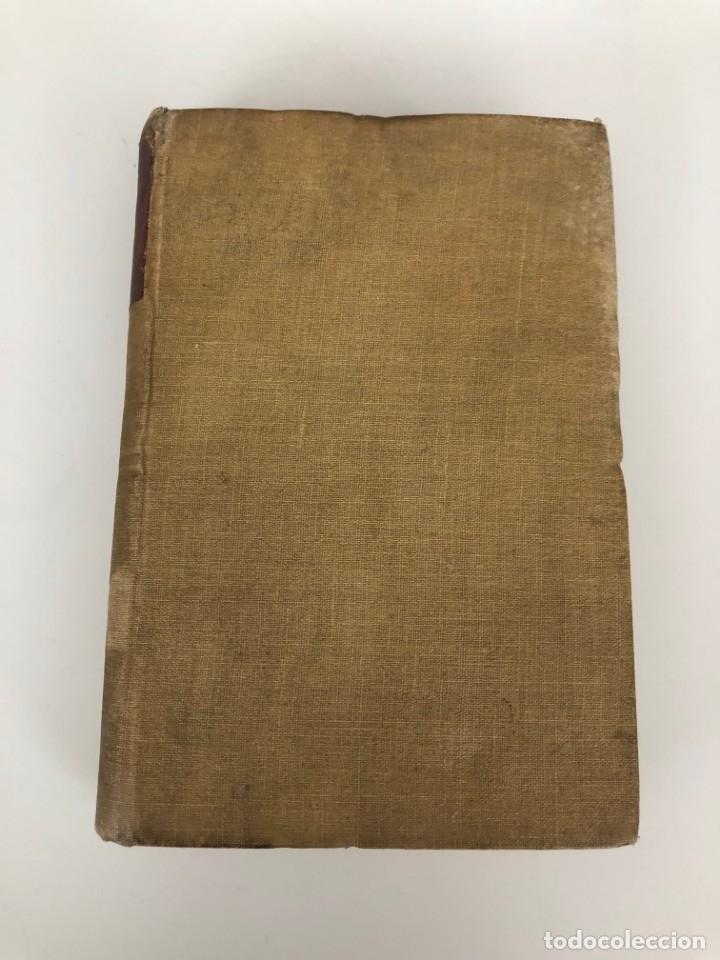 Libros antiguos: Santiago Rusiñol. El pueblo gris. 1911. Traducción Martínez Sierra - Foto 4 - 178678487