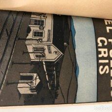 Libros antiguos: SANTIAGO RUSIÑOL. EL PUEBLO GRIS. 1911. TRADUCCIÓN MARTÍNEZ SIERRA. Lote 178678487