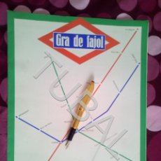 Libros antiguos: TUBAL GRA DE FAJOL 5 1981 REVISTA CONTRACULTURAL OLOT H1. Lote 178678813