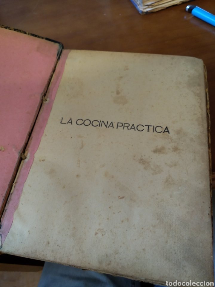 Libros antiguos: LA COCINA PRÁCTICA. PICADILLO. 1917 - Foto 6 - 178711160