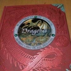 Libros antiguos: EL GRAN LIBRO DE LOS DRAGONES . Lote 178811382