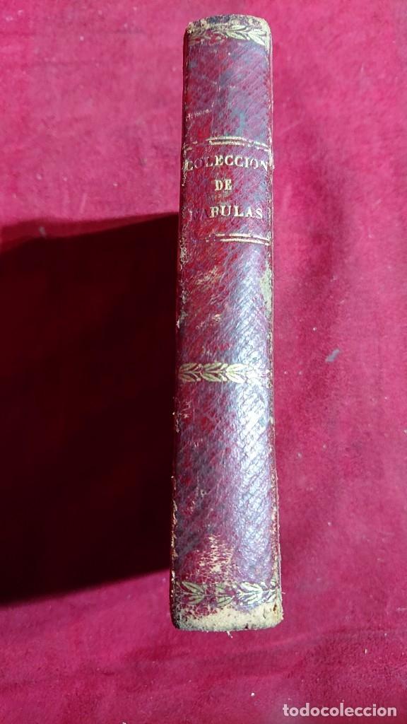 Libros antiguos: COLECCION DE FABULAS ESOPO, PHEDRO, IRIARTE Y SAMANIEGO PARA USO EN ESCUELAS PRIMARIAS AÑO 1844 - Foto 5 - 178857375