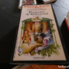 Libros antiguos: LIBROJUEGO DUNGEONS AND DRAGONS AVENTURA SIN FIN PRISIONERO DE ELDERWOOD 15 . Lote 178871613