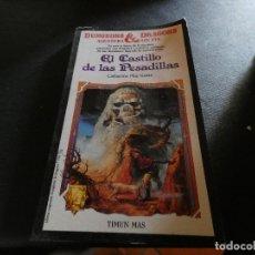 Libros antiguos: LIBROJUEGO DUNGEONS AND DRAGONS AVENTURA SIN FIN EL CASTILLO DE LAS PESADILLAS 10. Lote 178871683