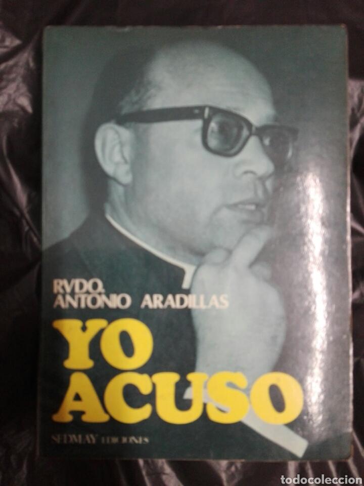 YO ACUSO (Libros Antiguos, Raros y Curiosos - Historia - Otros)