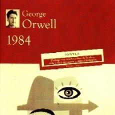 Libros antiguos: 1984. ORWELL, GEORGE. L-1351. Lote 178945012