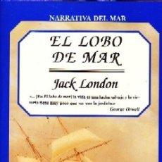 Libros antiguos: EL LOBO DE MAR. LONDON, JACK. NR-550. Lote 178945545