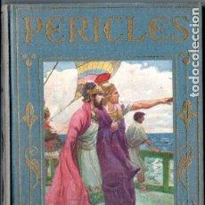 Libros antiguos: ARALUCE : PERICLES (1929) PRIMERA EDICIÓN. Lote 178945815