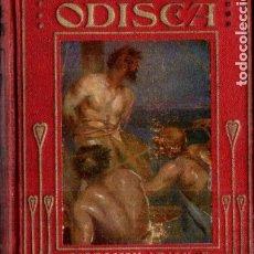 Libros antiguos: ARALUCE : LA ODISEA DE HOMERO (1937) ILUSTRADO POR SEGRELLES. Lote 178946003