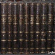Libros antiguos: MARIANA, JUAN DE: HISTORIA GENERAL DE ESPAÑA, CON NOTAS ... POR EL DOCTOR DON JOSÉ SABAU Y BLANCO . Lote 178960095