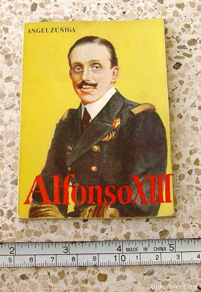 ALFONSO XIII. MINI LIBRO....SANNA (Libros antiguos (hasta 1936), raros y curiosos - Literatura - Narrativa - Otros)