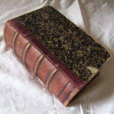 Libros antiguos: ELEMENTOS DE PSICOLOGÍA, LÓGICA Y FILOSOFÍA MORAL 1889 M. POLO Y PEYROLON, 3 OBRAS EN UN SOLO TOMO. Lote 179017427