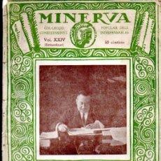 Libros antiguos: ENRIC PRAT DE LA RIBA : LA NACIÓ CATALANA (MINERVA, 1920) - EN CATALÁN. Lote 179023676
