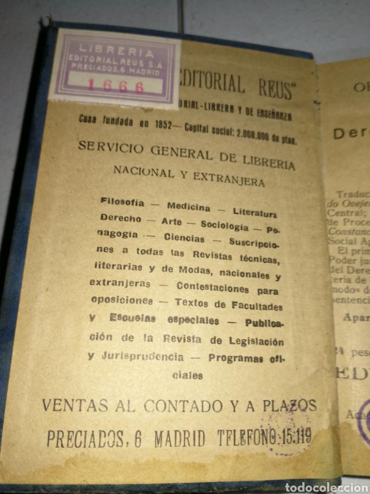 Libros antiguos: LEY ORGÁNICA PODER JUDICIAL 1885 - Foto 2 - 179053287