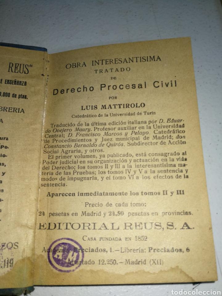Libros antiguos: LEY ORGÁNICA PODER JUDICIAL 1885 - Foto 4 - 179053287