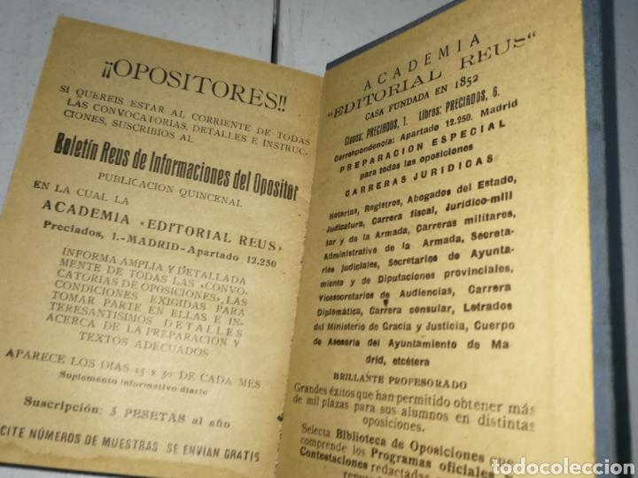 Libros antiguos: LEY ORGÁNICA PODER JUDICIAL 1885 - Foto 5 - 179053287