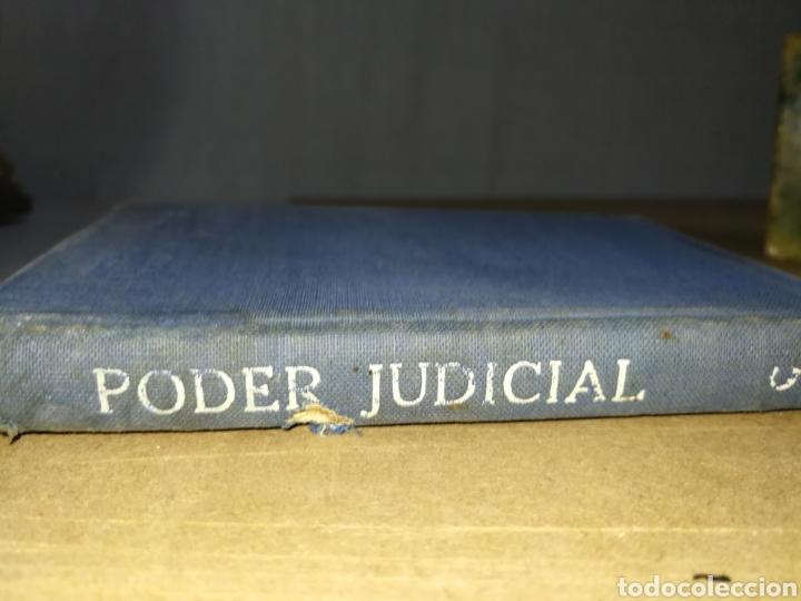 Libros antiguos: LEY ORGÁNICA PODER JUDICIAL 1885 - Foto 8 - 179053287