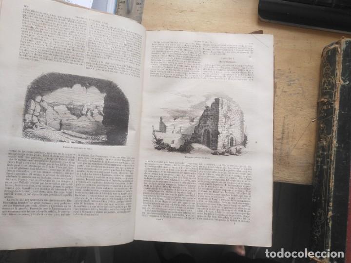 Libros antiguos: HISTORIA GENERAL DE ESPAÑA 2 TOMOS PADRE MARIANA 1852. GASTOS DE ENVIO GRATIS - Foto 5 - 40721504