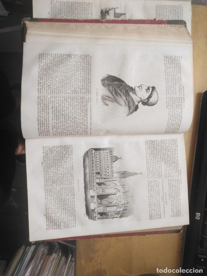 Libros antiguos: HISTORIA GENERAL DE ESPAÑA 2 TOMOS PADRE MARIANA 1852. GASTOS DE ENVIO GRATIS - Foto 6 - 40721504
