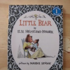 Libros antiguos: LITTLE BEAR BY ELSE HOLMELUND MINARIK EN INGLÉS NIVEL 1 BEGINNING READING 1. Lote 179080497
