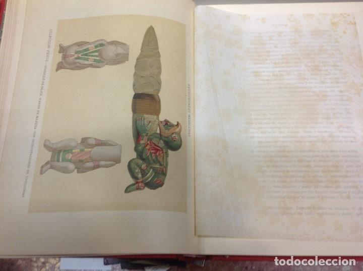 Libros antiguos: PI Y MARGAL ... HISTORIA GENERAL DE AMERICA ... 1888 - Foto 3 - 179105572