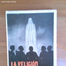 Libros antiguos: LA RELIGIÓN ESPIRITISTA. T. MAINAGE. Lote 179171128