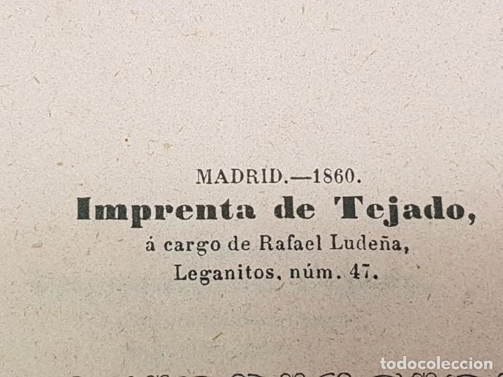 Libros antiguos: LIBRO EL PAPA Y NAPOLEON POR APARISI Y GUIJARRO ( 1860 ) - Foto 2 - 179173510