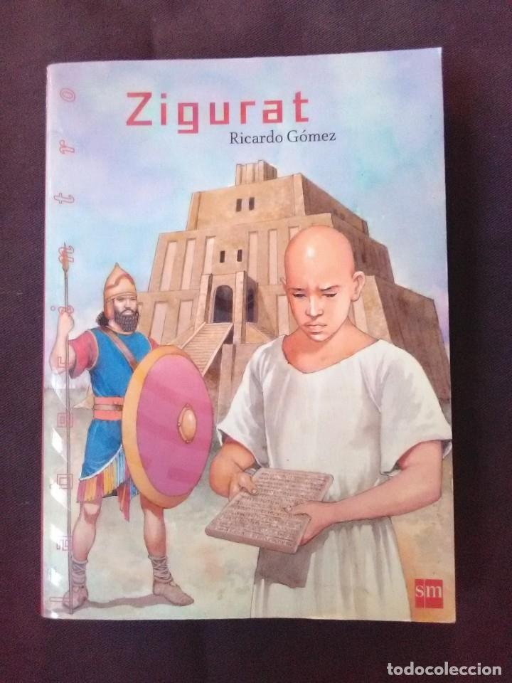 ZIGURAT - RICARDO GÓMEZ - EDICION 2005. (Libros Antiguos, Raros y Curiosos - Literatura Infantil y Juvenil - Otros)