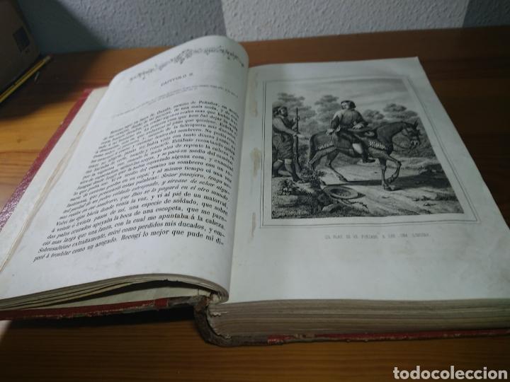 Libros antiguos: Historia de Gil Blas de Santillana, 1867, por Mr. Lesage - Foto 4 - 179196858
