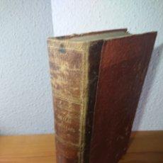 Libros antiguos: HISTORIA DE GIL BLAS DE SANTILLANA, 1867, POR MR. LESAGE. Lote 179196858