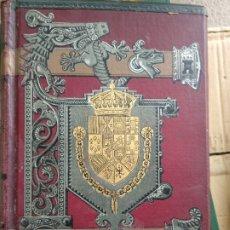 Libros antiguos: HISTORIA GENERAL DE ESPAÑA. (M. LAFUENTE) - TOMO 2 -.ED. MONTANER Y SIMÓN,. Lote 179240075