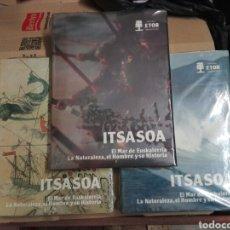 Libros antiguos: ITSASOA 3 TOMOS. Lote 179244842