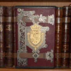 Libros antiguos: LAFUENTE, MODESTO - AA. VV. HISTORIA GENERAL DE ESPAÑA. Lote 179264836