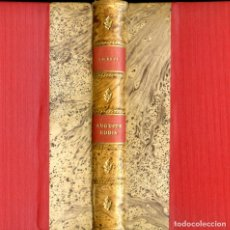Libros antiguos: RILKE, RAINER MARÍA. AUGUSTE RODIN. PARIS: EMILE PAUL FRERES, 1930. Lote 179336196