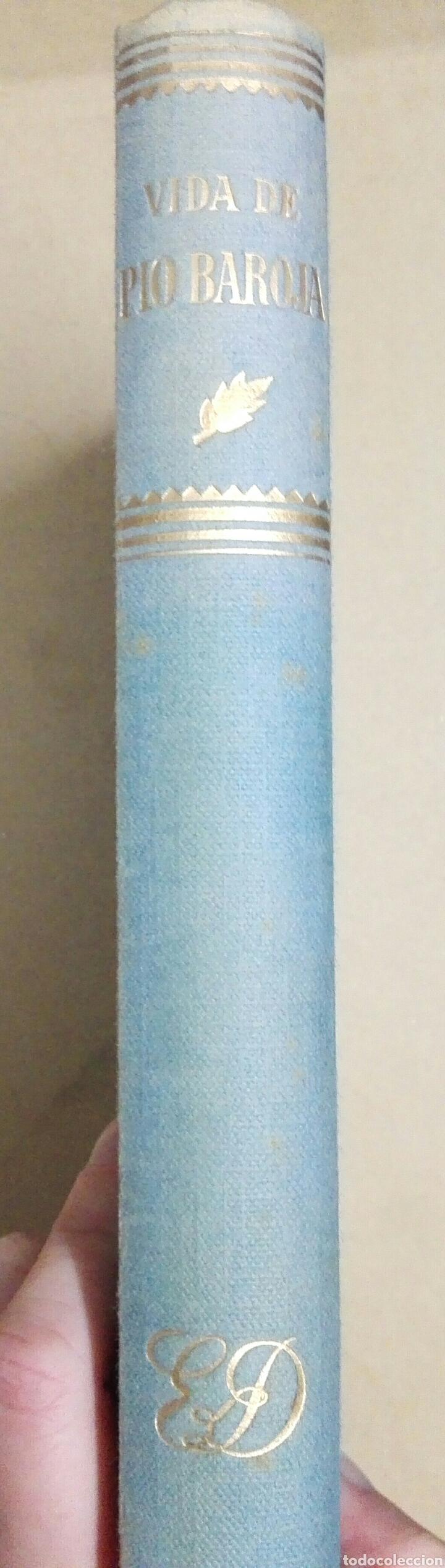 Libros antiguos: HISTORIA DE PIO BAROJA - Foto 3 - 179338457