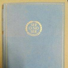 Libros antiguos: HISTORIA DE PIO BAROJA. Lote 179338457