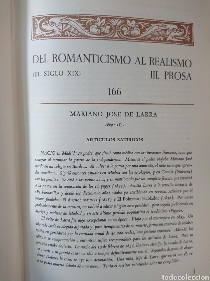 Libros antiguos: Primavera y Flor de la Literatura Española, Tomo III, 1882 - Foto 6 - 179396925