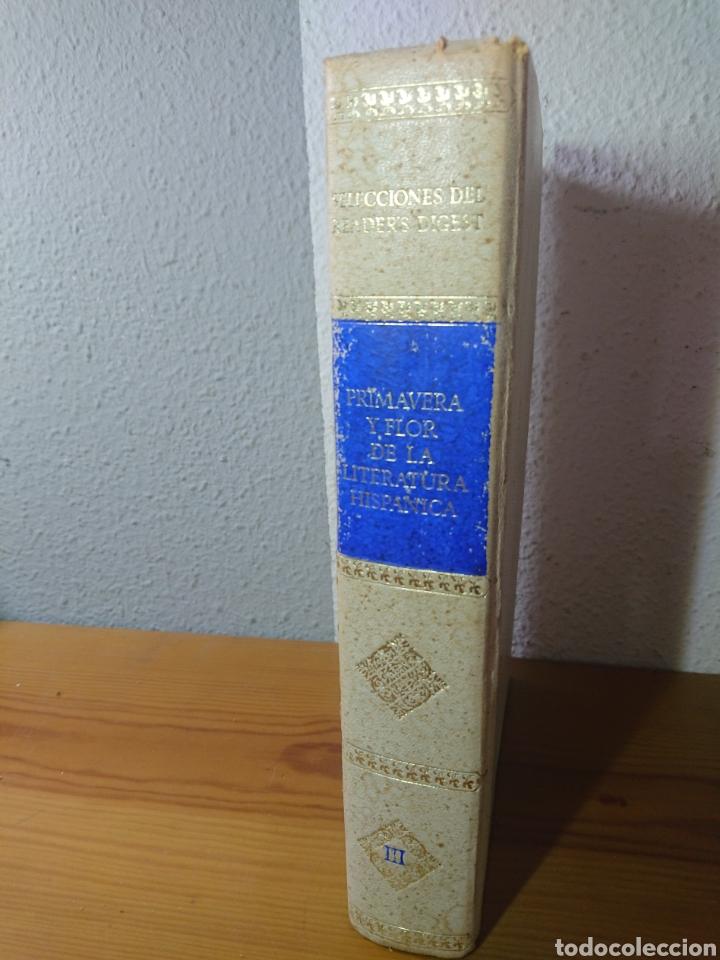 PRIMAVERA Y FLOR DE LA LITERATURA ESPAÑOLA, TOMO III, 1882 (Libros Antiguos, Raros y Curiosos - Literatura - Otros)