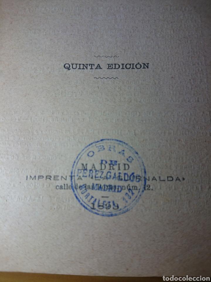 Libros antiguos: Los Apostolicos, Episodios Nacionales por B. Perez Galdos, 1893 - Foto 3 - 179398195