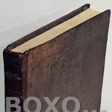 Libros antiguos: ESPINOSA, JOSÉ. CARTILLA AGRARIA Ó SEA LA PRACTICA DE LA AGRICULTURA Y DE LA GANADERÍA. 1822. Lote 179560588